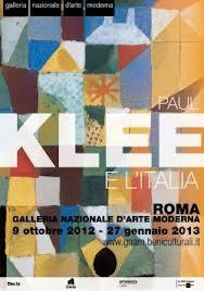 Paul Klee. Viaggio in Italia