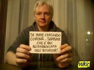 """Sentenza Assange. La Federazione della Stampa: """"Una tappa storica per la libertà di espressione"""""""