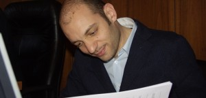 Solidarietà e scorta mediatica per Tizian