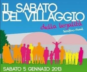 Il sabato al villaggio della legalità Serafino Fama