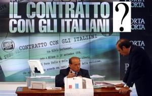 """Il """"contratto con gli italiani""""? No, grazie!"""