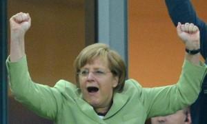Svolta verde della Merkel contro il sovranismo