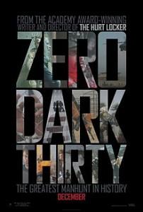 Zero Dark Dirty, di Kathryn Bigelow   ★★★☆☆