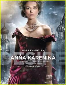 Anna Karenina, by Joe Wright ★★☆☆☆