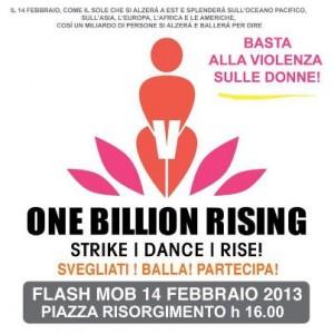 La vera rivoluzione? Quando saranno un milione di uomini a ballare contro la violenza alla donne