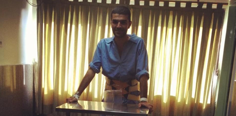Iran. Rischia la paralisi uno dei giornalisti arrestati