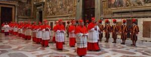 """Conclave, un dubbio """"blasfemo"""""""