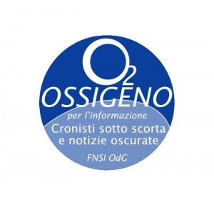 Ossigeno: Una corona d'alloro in memoria dei giornalisti uccise delle vittime innocenti delle mafie.Roma, 3 maggio