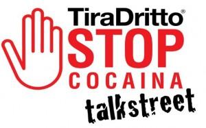 """""""Tiradritto, stop cocaina"""", i """"talkstreet"""" contro lo spaccio. Di Gati, """"chi assume cocaina non è più figo: è uno sfigato"""""""