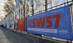Carta Onu su violenza contro le donne, l'Italia e Bersani
