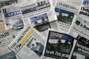 Gusti e avversioni dei giornalisti: un sondaggio in 4 paesi