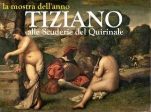 Tiziano a Roma