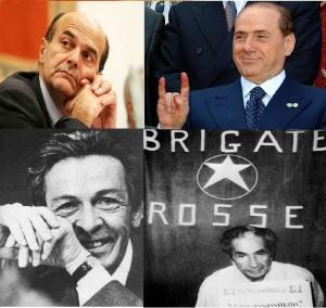 Bersani e Berlusconi sono come Berlinguer e Moro?