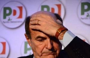 """L'""""affare Bersani"""" sta creando un grosso problema a Renzi"""