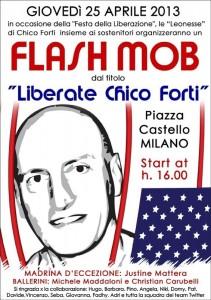 """""""Liberate Chico Forti"""""""