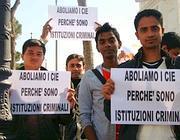 Minori stranieri, la protesta al Campidoglio