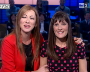 """Rai: Biancofiore/Santanché contro l'imitazione di Virginia Raffaele a """"Quelli che"""". Giulietti, """"si indignino per i fatti realmente accaduti…"""""""
