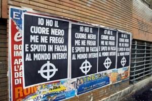 L'antifascismo iconoclasta surriscalda neofascismo e revisionismo negazionista