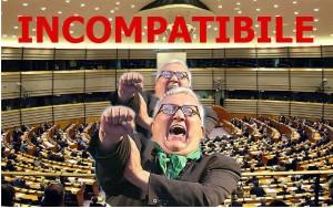 """""""Borghezio incompatibile"""". Articolo21 martedì a Strasburgo per consegnare 128mila firme al Parlamento Europeo"""