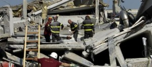 Milioni di lavoratori rischiano la vita in tutto il Paese in caso di terremoti