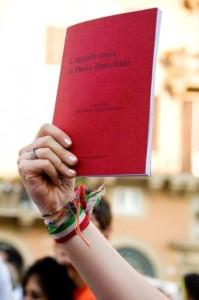 L'agenda rossa di Borsellino e altri misteri