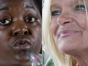 Dolores Valandro insulta la ministra Kyenge: la verde e la nera