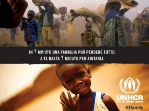 Oggi 20 giugno: giornata mondiale del rifugiato