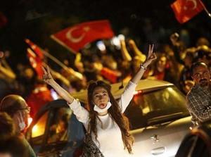 In Turchia non c'è rivolta ma resistenza