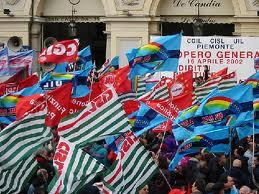Cgil, Cisl, Uil. Una 'scossa' un messaggio al governo e al Paese per cambiare le cose. Dopo dieci anni i sindacati sabato di nuovo insieme a Piazza San Giovanni