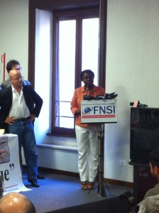 """Cecile Kyenge: """"Ho dedicato tutta la mia vita a lottare contro ogni forma di razzismo"""""""