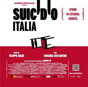 """""""Suicidio Italia"""", storie di estrema dignità"""