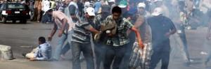 37 morti e più di mille feriti.Piazze di nuovo infiammate in Egitto