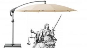 Giustizia sotto l'ombrellone