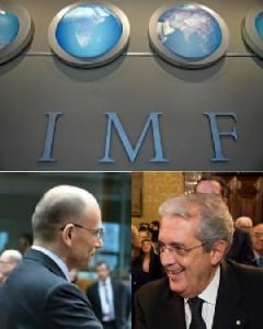 Governo Letta, Imu, Fmi e obbedienze internazionali