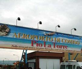 L'aeroporto di Comiso avrà nuovamente il titolo che gli spetta di diritto: quello di Pio La Torre. Sabato 7 giugno la cerimonia