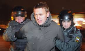 Alexey Navalny messo a tacere dal regime russo