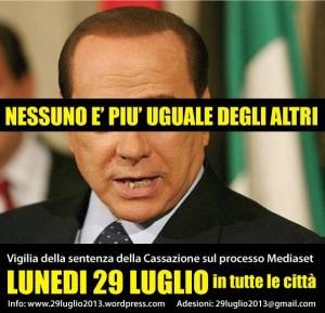 Sentenza Mediaset, perché il 29 saremo davanti alla Cassazione e ai tribunali