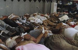 Egitto,  700 morti. 9 giornalisti uccisi dall'inizio della rivolta