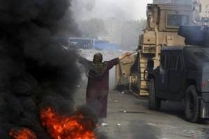 Egitto, troppe parole, poche immagini