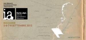 Premio Ilaria Alpi 2013 – Due settimane all'inizio del premio