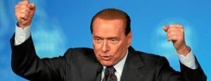 La guerra di facciata di Berlusconi