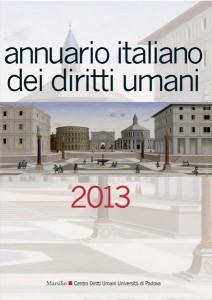 Il 19 settembre presentazione dell'Annuario italiano dei diritti umani 2013
