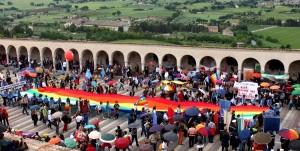 9 ottobre Marcia Perugia Assisi. Fermiamo le stragi ad Aleppo, in Darfur…