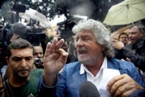 Cdr Tg1, Usigrai, Fnsi e Ordine dei Giornalisti contro gli attacchi di Grillo