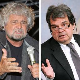 Grillo e Brunetta uniti nella lotta…