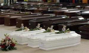 Funerali di Stato, ravvedimento postumo