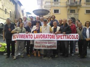 L'Assessore alla Cultura del Comune di Roma, incontra il Cinema