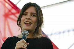 Cile, la bella vittoria di Camilla