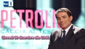 """Made in Italy, come difendersi dai """"furbetti? Giovedì 26 dicembre su Rai1 alle 23.30 """"Petrolio"""", condotto da Duilio Giammaria"""