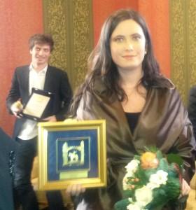 Premio Ucsi 2013 a Daiana Paoli, collaboratrice di Articolo21